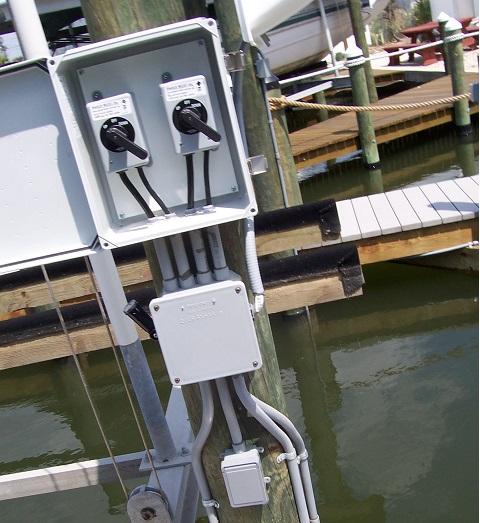 Pedestal For Dock Wiring Diagram - Wiring Diagram Data on